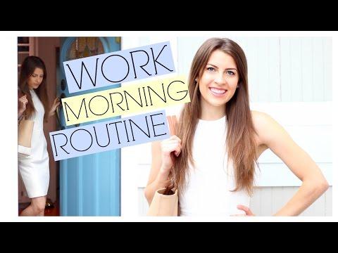 My Morning Routine // Internship Edition