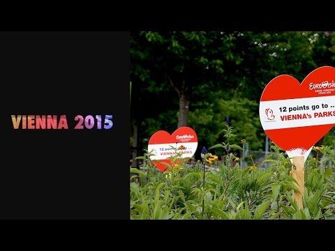 OIKOTIMES: VIENNA'S KOHLMARKT \ EUROVISION 2015