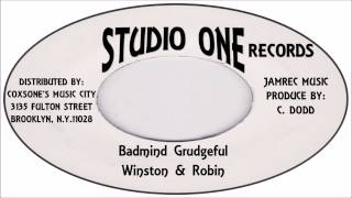 Winston & Robin-Badmind Grudgeful (Studio One) Jamrec Music
