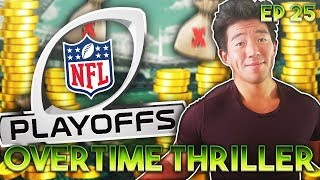 PLAYOFFS! NO MONEY SPENT EP.25! Madden 19 Ultimate Team