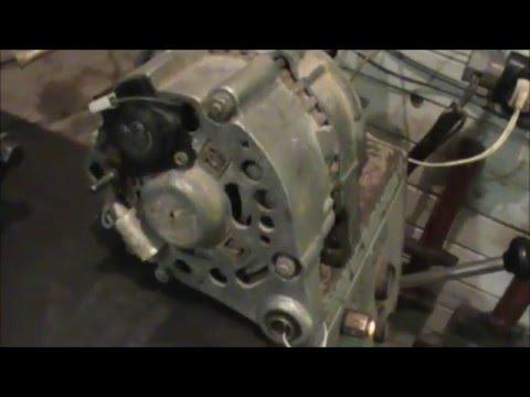 Проверка реле регулятора генератора ВАЗ