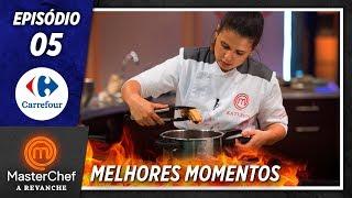 MASTERCHEF A REVANCHE EM 3 MINUTOS | EP 05 | TEMP 01
