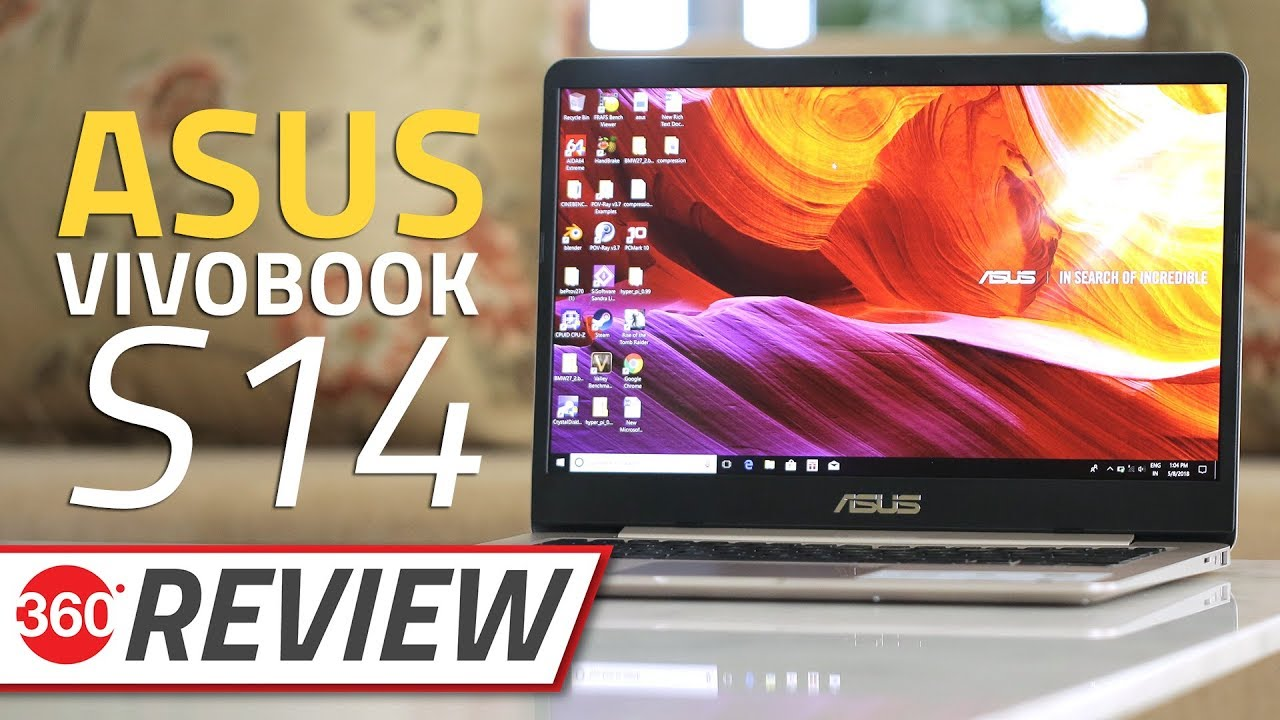 Asus VivoBook S14 Review | Stylish, Portable and Well Priced