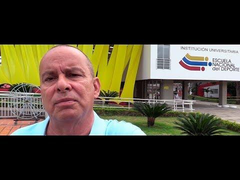 Fabio Toro, referente de nuestra Escuela en Clínica de Natación en Guyana