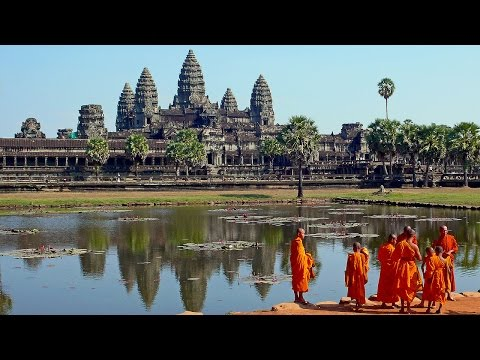 The Kingdom of Cambodia once known as the Khmer Empire