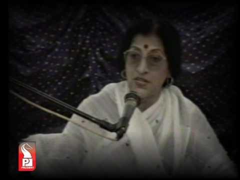 PADMA VIBHUSHAN LATE KISHORITAI AMONKAR'S RAREST INTERVIEW │Prudent Media Goa