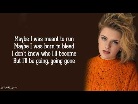 Maddie Poppe - Going Going Gone (Lyrics)