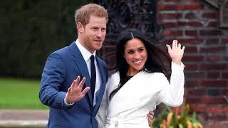 Принц Гарри и Меган Маркл  шикарная свадьба! Влюбленные пригласили 2640 гостей.