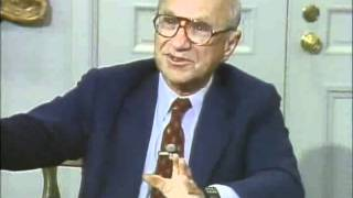 Milton Friedman - Tyranny of the Status Quo - Part 3 - Politicians