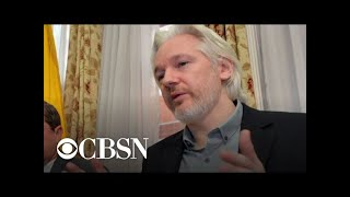 WikiLeaks founder Julian Assange charged with violating Espionage Act