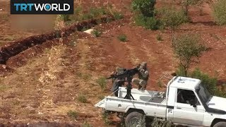The War in Syria: Free Syrian Army attacks regime forces
