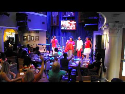 Clarence Smith performance @ Memphis Music Monday (June 19th 2017) part 1