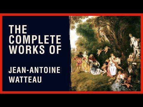 Johann Heinrich Wilhelm Tischbein Jean-Antoine Watteau