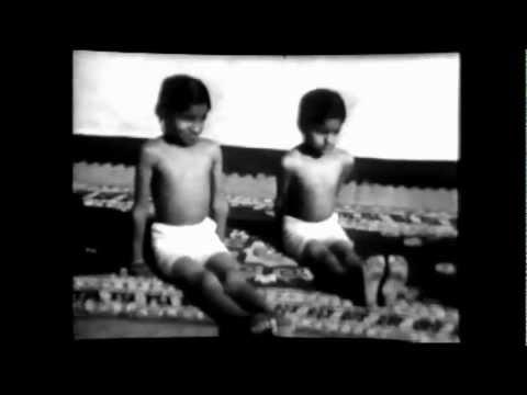 Krishnamacharya's & B.K.S. Iyengar Yoga in 1938 Entire 45 minute silent news reel.