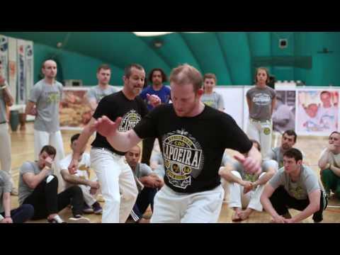 Big Capoeira Meeting 2016 Highlights. CDO Moscow