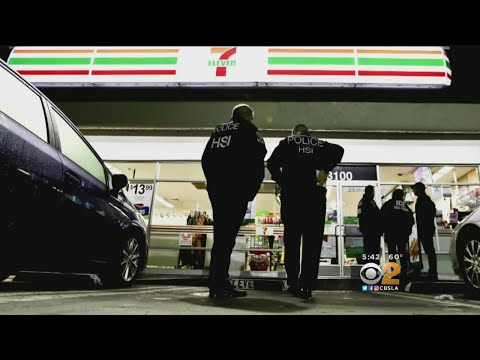 ICE Agents Target 7-Eleven Stores In Koreatown, Across US For Potential Immigration Violations