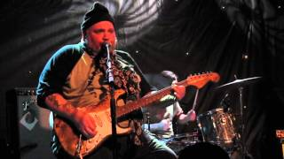 "POPA CHUBBY ""Catfish Blues"" - Mexicali Live NJ 12-18-15"