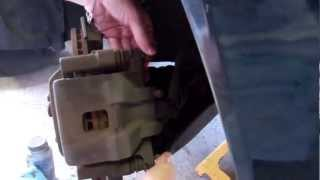 Toyota Corolla Brake pad replacement complete