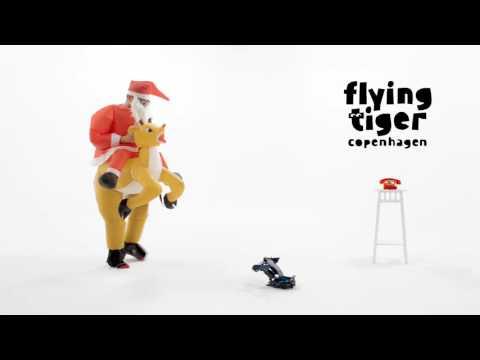 Flying Tiger Copenhagen xmas