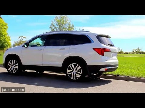 2019 HONDA PILOT SUV - ENGINE And SPECS