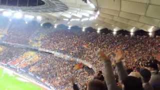 România - Ungaria 1-1- National Arena canta Treceti batalioane romane Carpatii -Euro 2016 Qualifiers