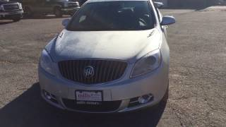 2017 Buick Verano Sedan Sunroof Silver Oshawa ON Stock #170310