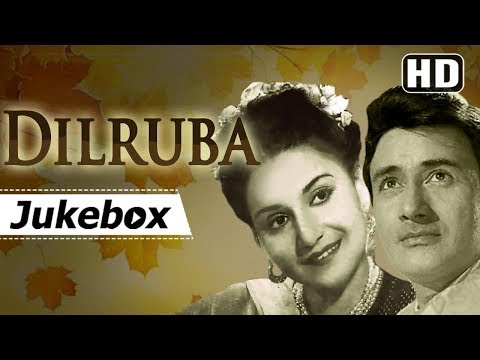 Dilruba 1950 Songs  Dev Anand & Rehana  Superhit Old Hindi Songs HD