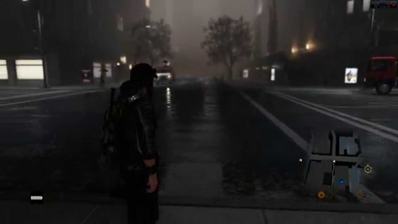 Watch Dogs Blood Mod