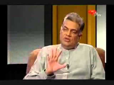 YATV Interview with Ranil Wickramasinghe   P1