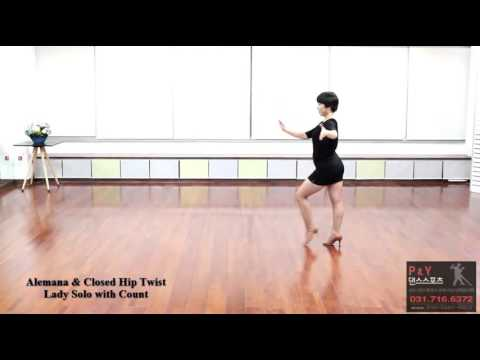 Rumba   Alemana   Closed Hip Twist