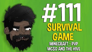 ماين كرافت سرفايفل قيم - Minecraft Survival Games - 111 - مع صلوح