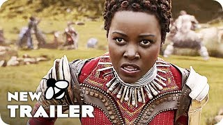 Black Panther New Spot & Featurette (2018) Marvel Movie