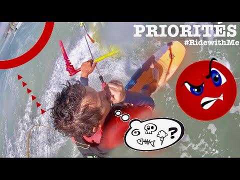 ILS VONT ME LAISSER SURFER BORDEL !!! GRILLAGE DE PRIORITES KITESURF STRAPLESS- #rideWithMe LAB TV ⭐
