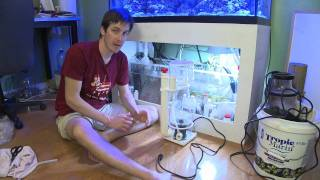 Setting Up a Cone Protein Skimmer