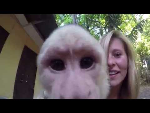 Jenna and Taylor : Trip to Costa Rica