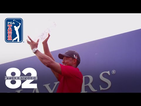 Tiger Woods wins 2013 THE PLAYERS Championship | Chasing 82