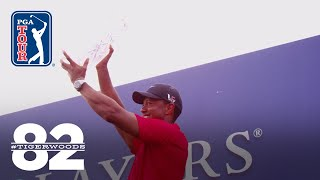 Download Tiger Woods wins 2013 THE PLAYERS Championship | Chasing 82 Mp3 and Videos