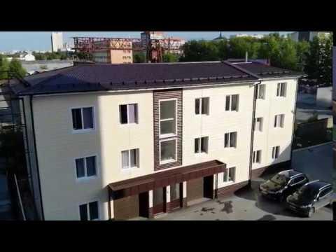 Строительство крыши и облицовка фасада металлическим сайдингом в Тюмени. Обзор нашего объекта.