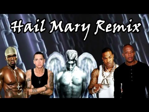 2Pac - Hail Mary ft. Eminem, 50 Cent, Busta Rhymes, Dr. Dre