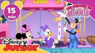 Los cuentos de Minnie: Episodios completos 16 -20 | Disney Junior Oficial