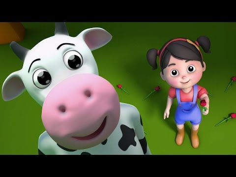 Màu sắc của trang trại | Học màu | Bài hát nông trại | Colors Of The Farm | Educational Video