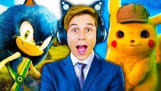 Sonic é o novo PRESIDENTE do Brasil, Detetive Pikachu e Frozen 2 🐱MIAU JONAL🐱