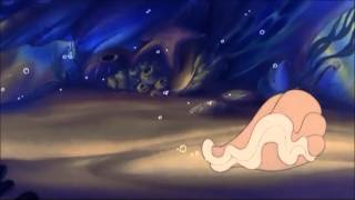 Pieni Merenneito-Aalloissa Siis 1989 - The Little Mermaid - Under The Sea - Finnish - 1989