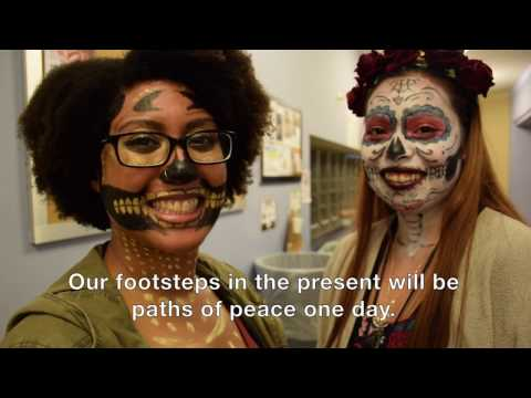 On the Path of Peace Student Video