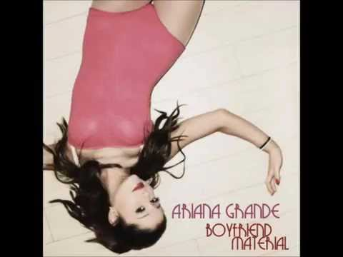 Ariana Grande-Boyfriend Material Sped Up w/ Lyrics