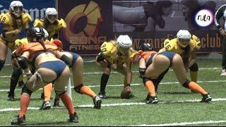 Tazón Lingerie Football 2014