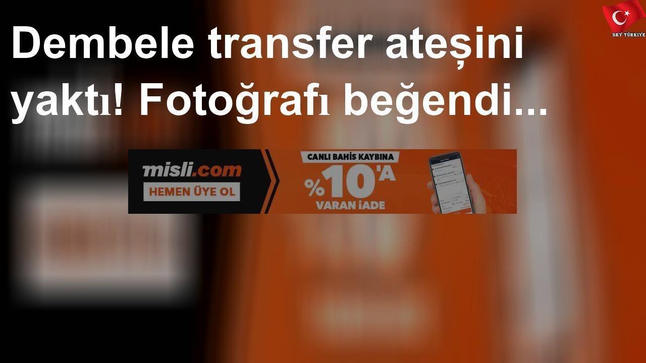 Dembele Transfer