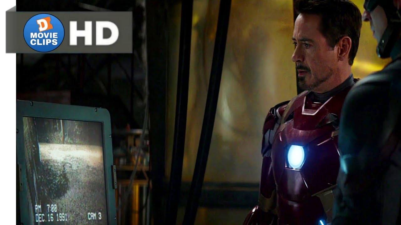 Download Captain America: Civil War Hindi (12/14) Truth Of Iron Man's Father's Death Scene MovieClips