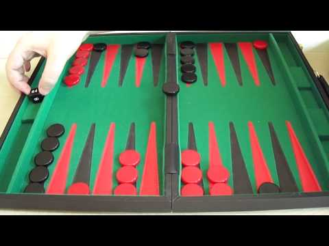 Backgammon for complete beginners.  Part 13 - The doubling cube.