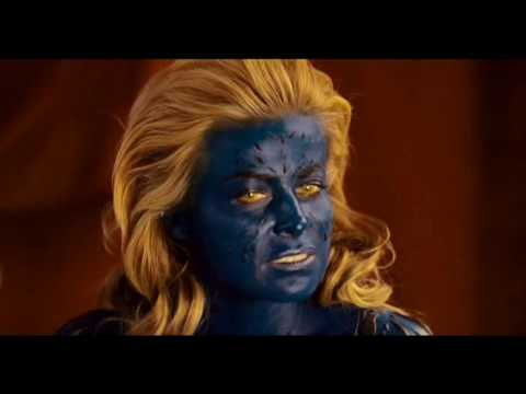 Epic movie mystique and peter in bed